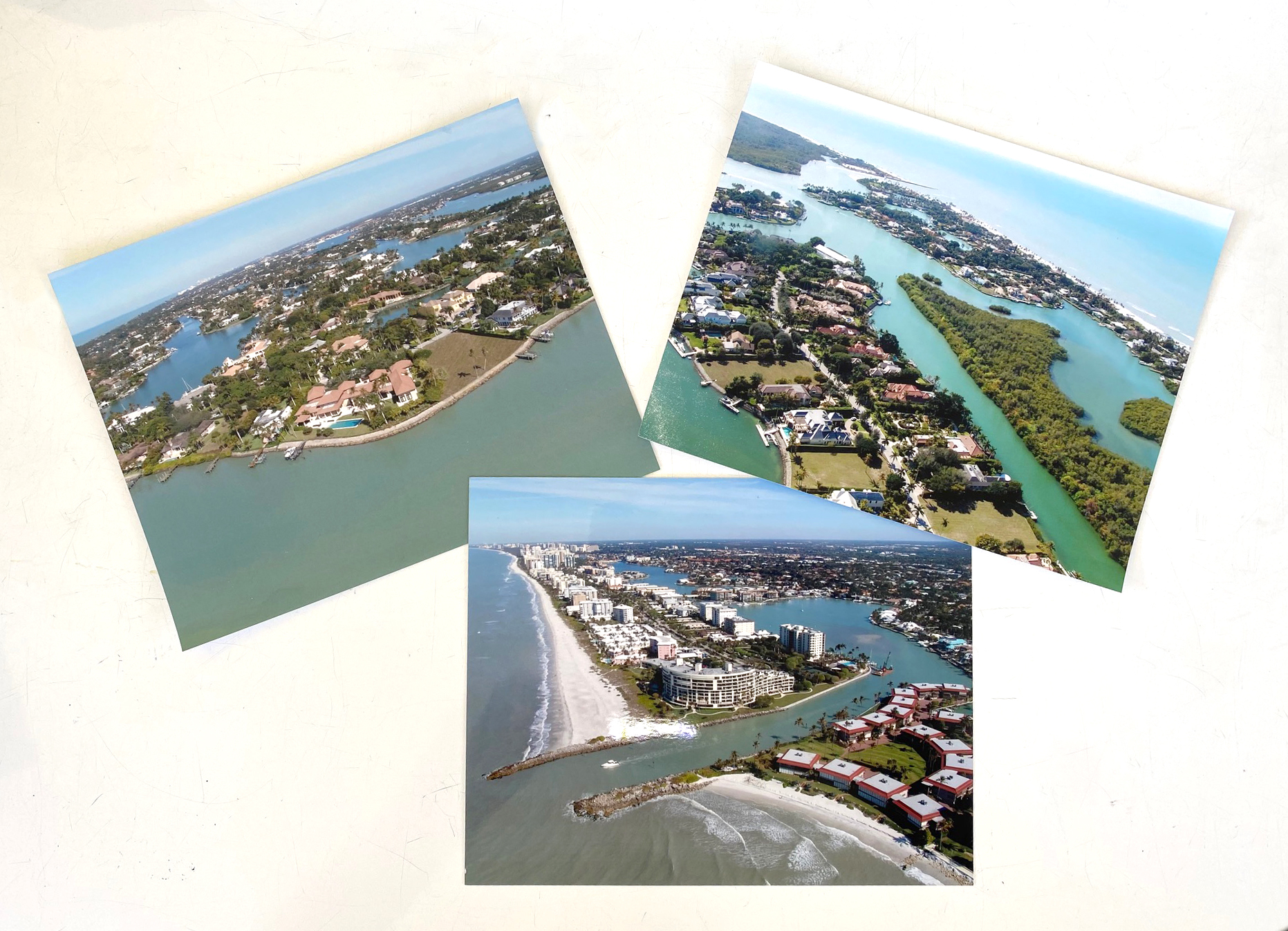 Dave Horton offers aerial photography Naples